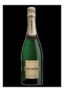 CHAMPAGNE CHANDON BRUT 750 CC.