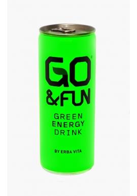 ENERGIZANTE GO AND FUN 330 CC.