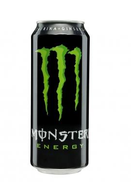 ENERGIZANTE MONSTER 475 CC.