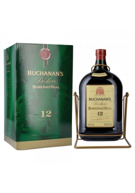 WHISKY BUCHANAN'S GALON 4.5 LTS