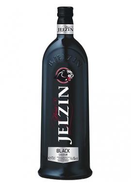 VODKA BLACK JELZIN 700 CC.