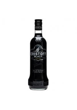 VODKA ERISTOFF BLACK 700 CC.