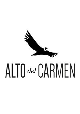 ALTO DEL CARMEN 40° 350 CC.
