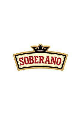BRANDY SOBERANO 750 CC.