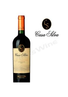 CASA SILVA GRAN RESERVA CARMENERE 750 CC.