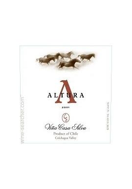 CASA SILVA ALTURA  CA/CS/PV 750 CC.