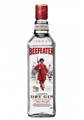 GIN BEEFEATER 750 CC.