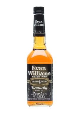 WHISKEY EVAN WILLIAMS 750 CC.