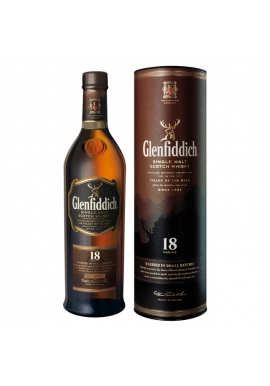 WHISKY GLENFIDDICH 18 AÑOS 750 CC.
