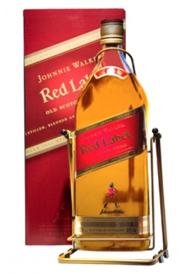 WHISKY JOHNNIE WALKER RED 3 LITROS
