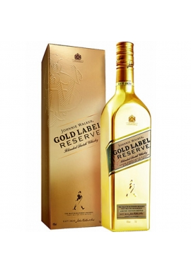 WHISKY JOHNNIE WALKER GOLD RESERVE 750 CC.