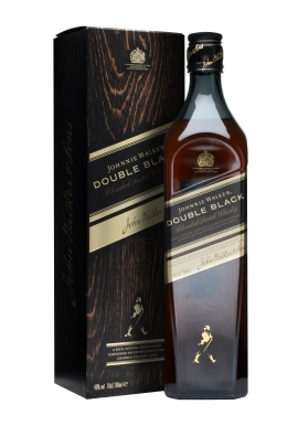 WHISKY JOHNNIE WALKER DOUBLE BLACK 750 CC.