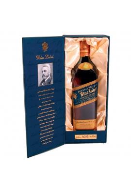 WHISKY JOHNNIE WALKER BLUE 750 CC.
