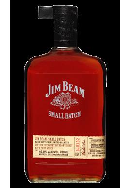 WHISKY JIM BEAM SMALL BATCH 700 CC.