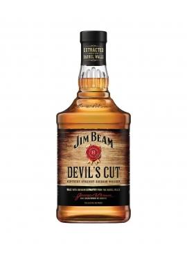 WHISKY JIM BEAM DEVIL´S CUT 750 CC.
