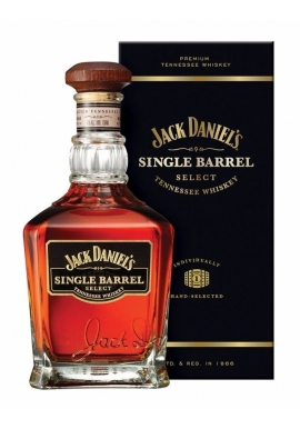 WHISKY JACK DANIEL`S SINGLE BARREL`S 750