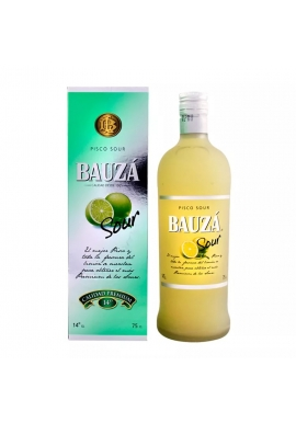 PISCO BAUZA SOUR 700 CC.
